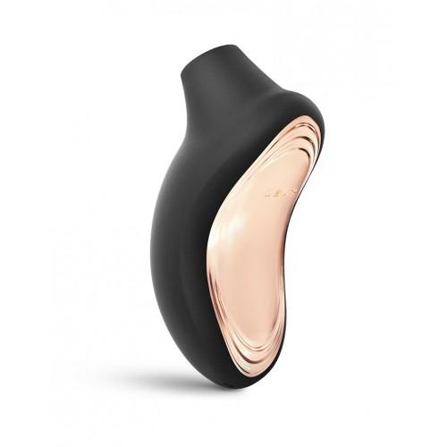 Луксозен безконтактен клиторен стимулатор Lelo Sona 2 черен [1]
