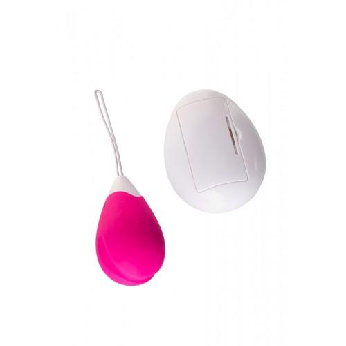 Вибро яйце от силикон с безжично дистанционно A-Toys [3]