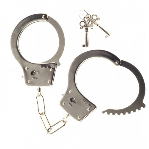 Метални белезници Heavy Metal Handcuffs