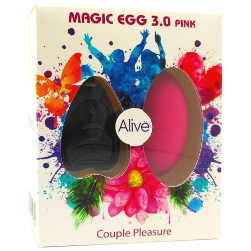 Вибро яйце с безжично дистанционно Magic Egg [5]