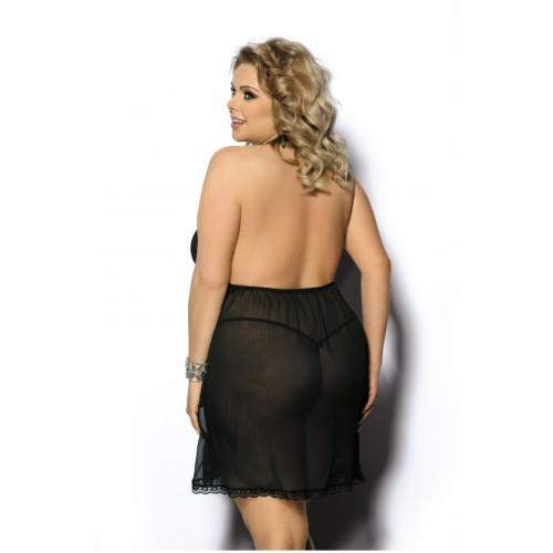 Нежна сексапилна рокля Adola Plus  [1]