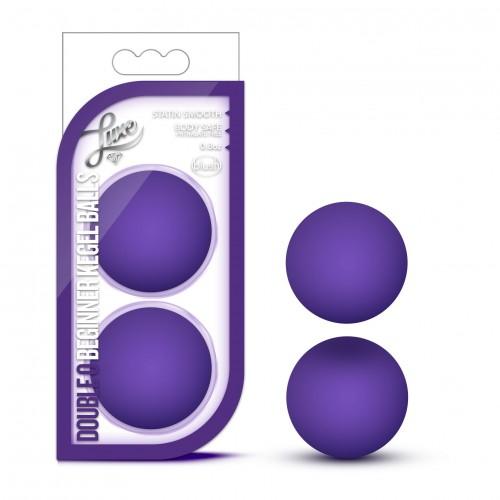 Вагинални топчета с тежести Luxe [5]