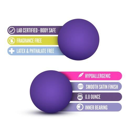 Вагинални топчета с тежести Luxe [4]