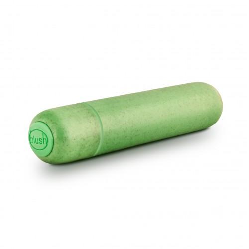 Булет вибратор Eco Bullet Gaia зелен [2]