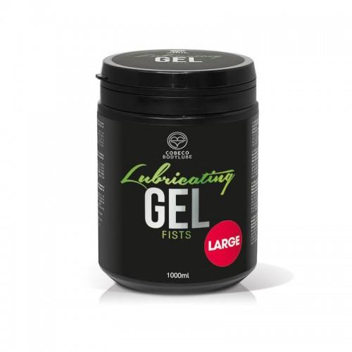 Фистинг гел-лубрикант Cobeco 1000 ml.
