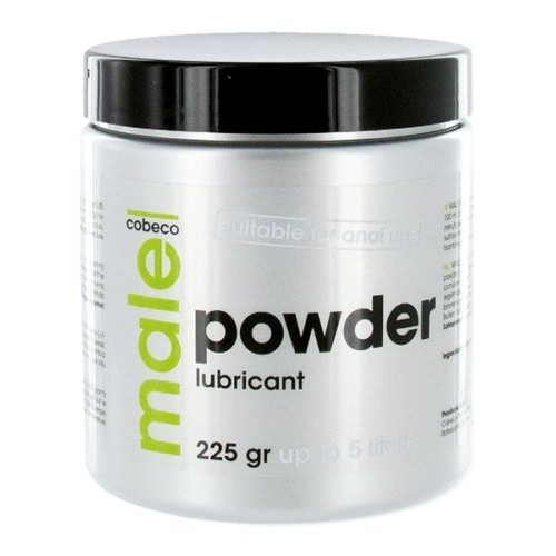 Разтворим лубрикант на прах Cobeco Male Powder 225 гр.