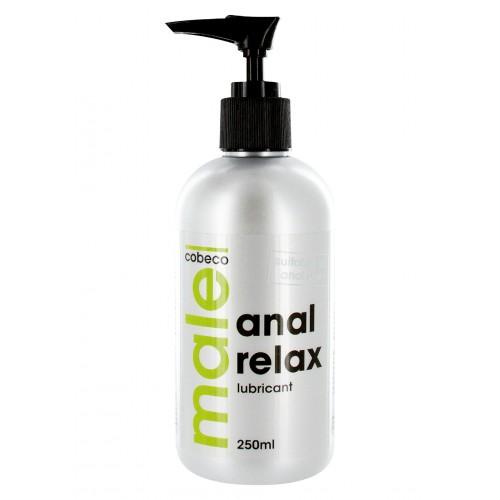 Обезболяващ анален лубрикант Cobeco Male Anal Relax 250 ml.
