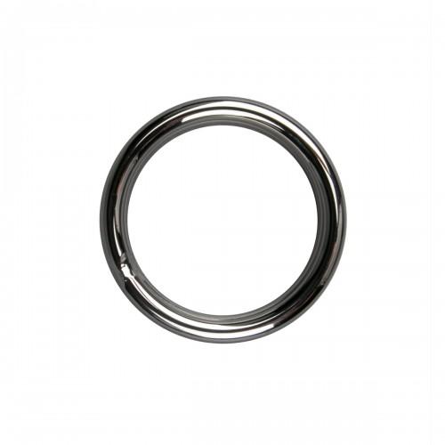 Оребрен метален пръстен Sinner Gear [1]