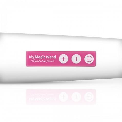 Мега мощен масажор My Magic Wand розов [2]