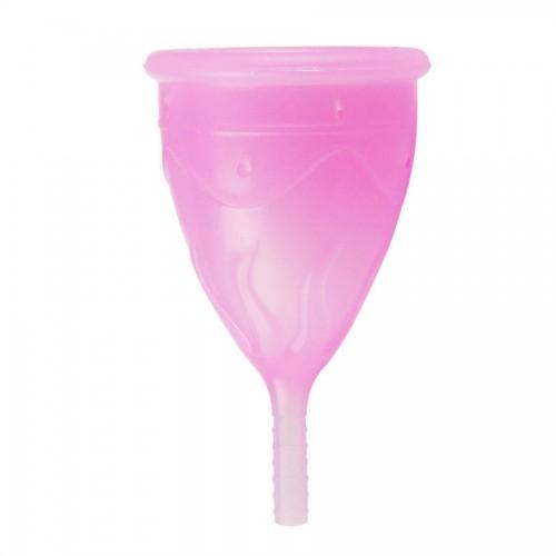 Комплект менструална чашка EVE S и накрайник за измиване [1]