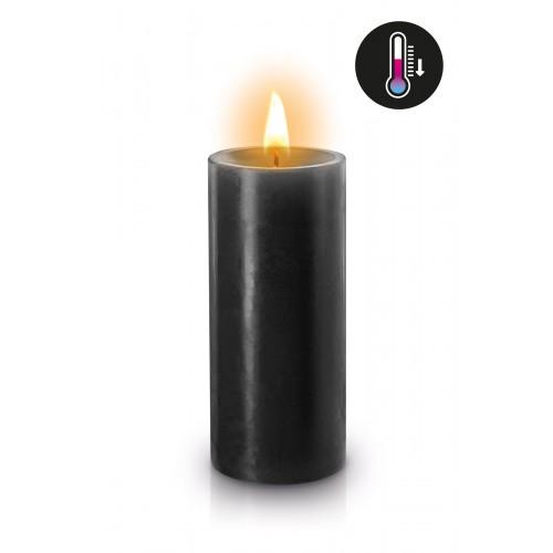 Нискотемпературна свещ Fetish Tentation черна