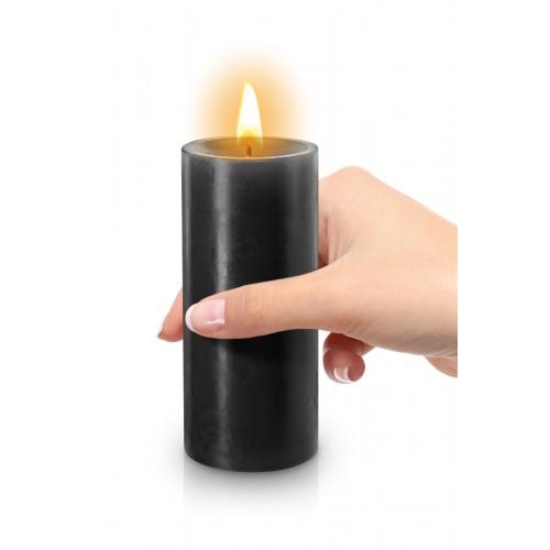 Нискотемпературна свещ Fetish Tentation черна [1]