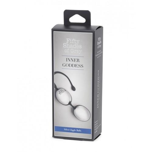 Вагинални топчета с тежести Inner Goddess от 50 Shades Of Grey [4]