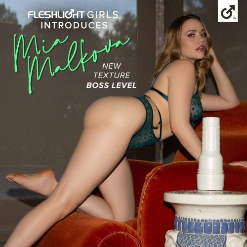 Mастурбатор дупе Fleshlight Girls Mia Malkova Boss Lvl [5]