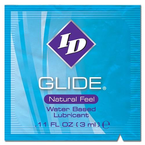 Висококачествен лубрикант на водна основа ID Glide 90 мл. (30 бр. х 3 мл.)