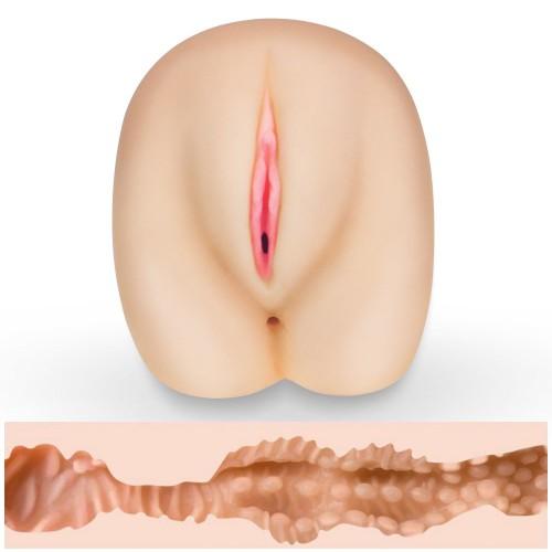 Голям реалистичен мастурбатор вагина и дупе Fuck Me