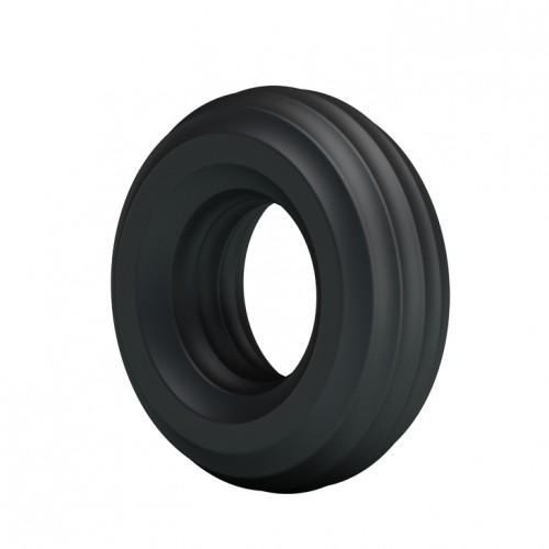 Удебелен пенис пръстен Ring от 100% мед. силикон [2]