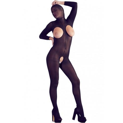 Загадъчно еротично боди Mask Catsuit