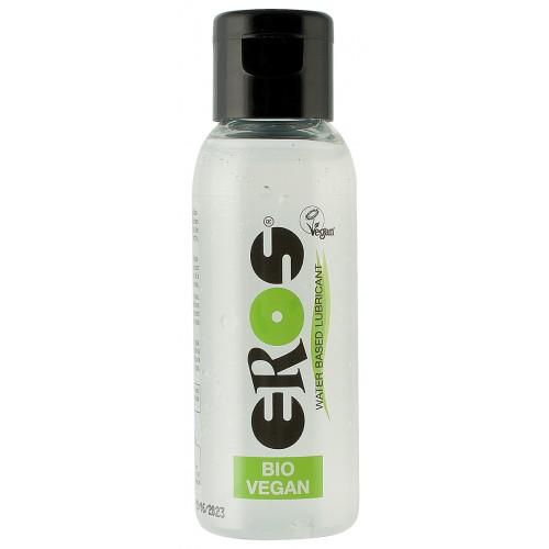 Био лубрикант на водна основа Eros Bio & Vegan 50 ml.