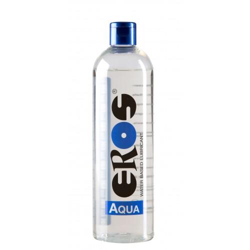Eros Aqua 500 мл. Лубрикант на водна основа