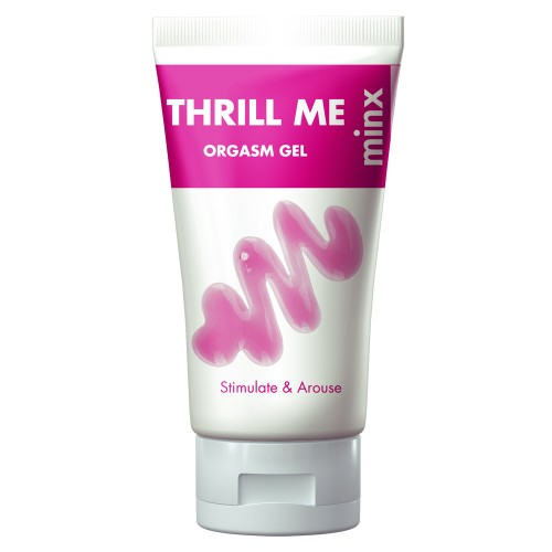 Клиторен оргазмичен гел за жени Thrill Me 50 мл.