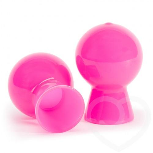 Засмукващ стимулатор за гърди Nipple Sucker розов [1]