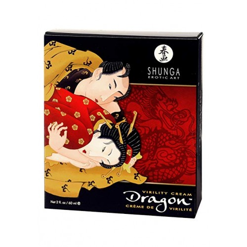 Възбуждащ крем Dragon 60 мл. [1]