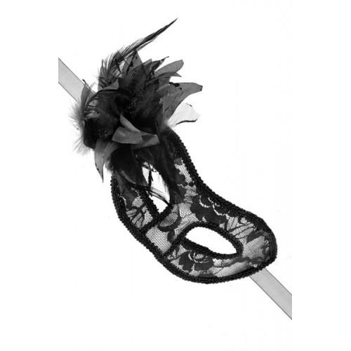 Дантелена еротична маска Traviata [1]