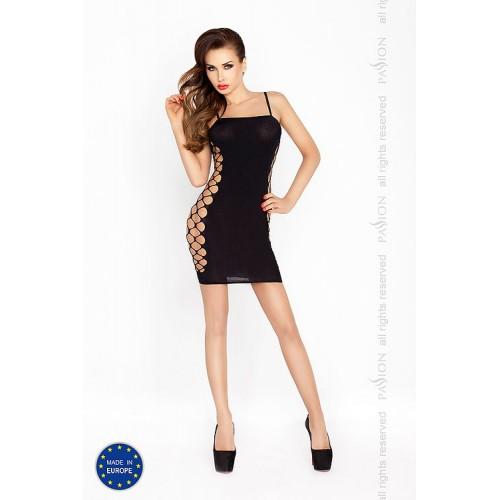 Еротична рокля  Passion черна