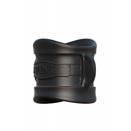 Пристегач за тестиси от силикон C-Ringz Ball Stretcher [2]