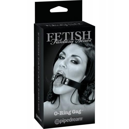 Метален ринг за уста Fetish Fantasy [3]