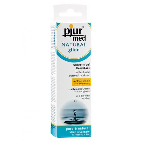 Pjur Med Natural Glide 100 мл. лубрикант на водна основа [1]