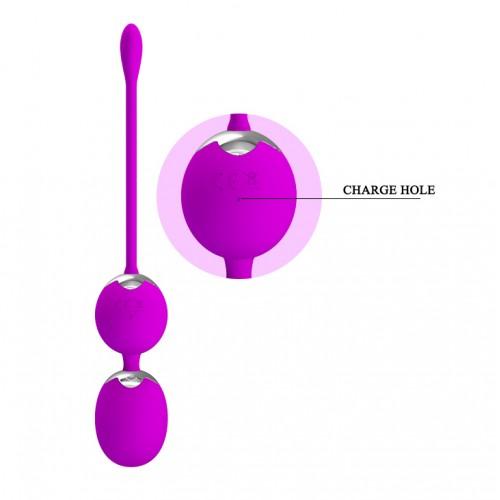 Вибриращи вагинални топчета с безжично дистанционно Willie  [4]