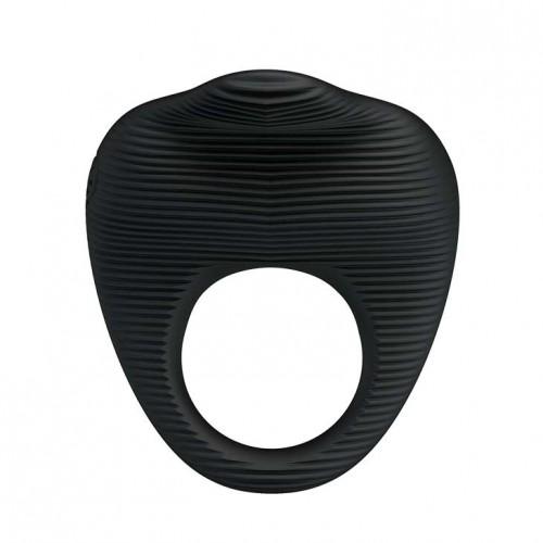 Вибриращ пенис пръстен от силикон Thimble [1]