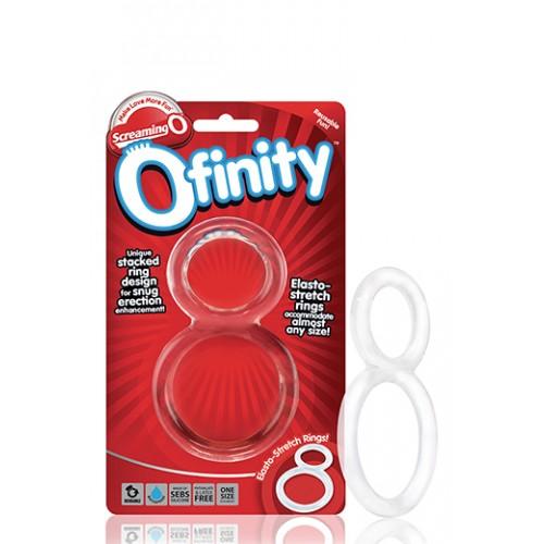 Двоен пенис пръстен Ofinity