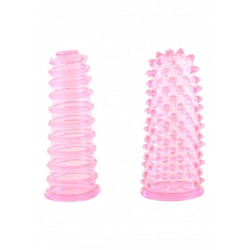 Секс напръстници за стимулация Lust Fingers розови