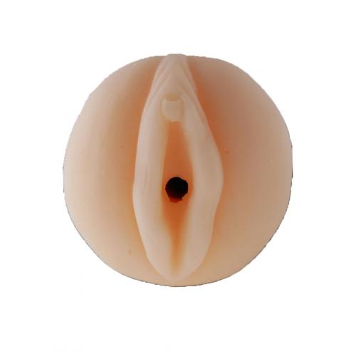 Вибриращ мастурбатор вагина от кибер кожа Vibro Love [3]