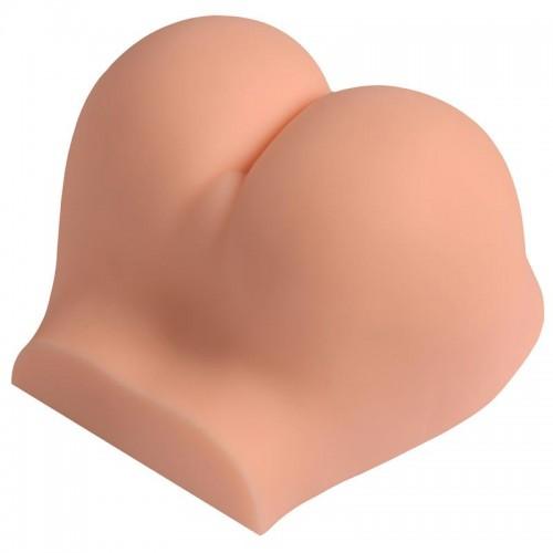 Голям реалистичен мастурбатор Bubble Butt Cherry [3]