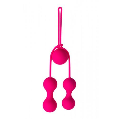 Комплект вагинални топчета от 100% силикон A-Toys [5]