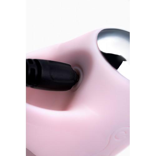 Презаредим клиторстимулатор - пръстен от силикон Jos Dutty [8]