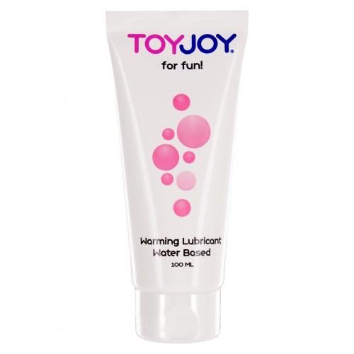 Загряващ лубрикант ToyJoy 100 ml.
