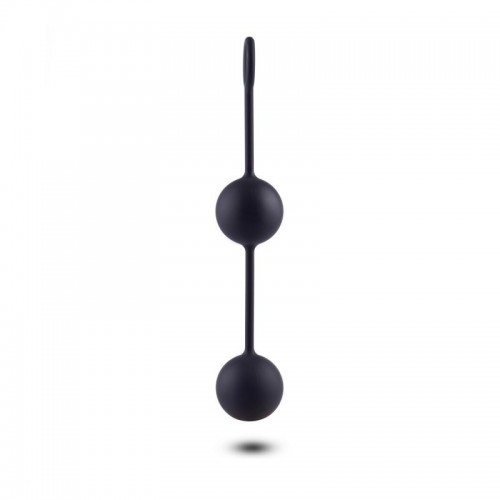 Вагинални топчета от 100% силикон T4L черни [1]