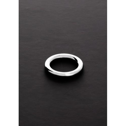 Пенис пръстен неръждаема стомата Round Wire 4,5 см. [1]