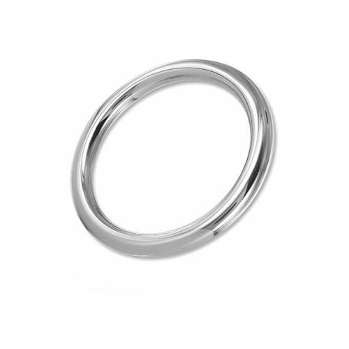 Пенис пръстен неръждаема стомата Round Wire 4,5 см. [2]