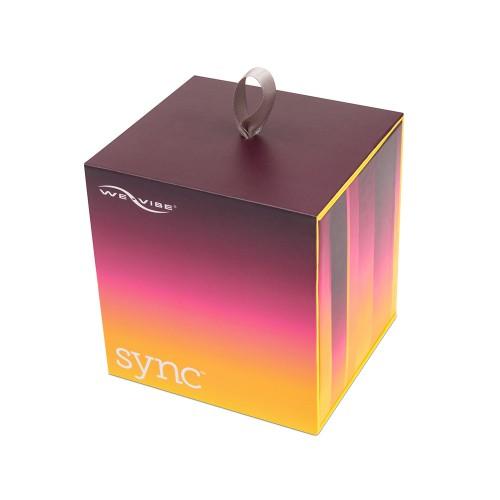 Вибратор за двойки We-Vibe Sync лилав [10]