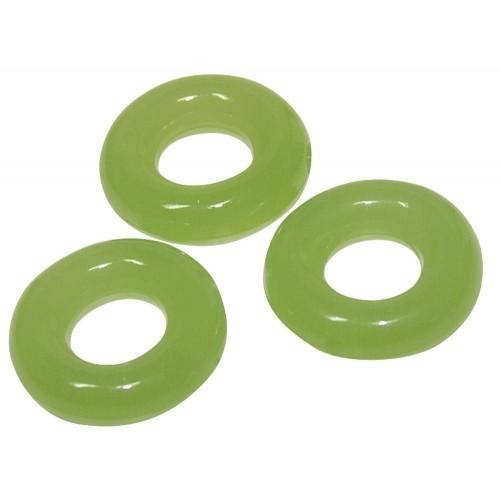 3 бр. светещи пенис пръстени Love Rings