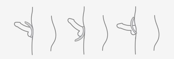 презаредим пенис пръстен We-Vibe Verge [2]